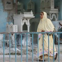На улице мастеров по мрамору в Мумбаи. :: Евгений Евтюнин