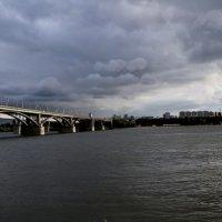 Новосибирск с набережной :: Ирина Емельянова
