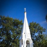 Часовня Казанской Богоматери в Ярославле :: Ярослав Афанасьев