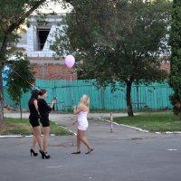 глотатель розовых шариков!))) :: Дмитрий Цымбалист