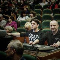 Звукорежиссёр :: Anatoly Pronin