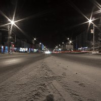 город спит :: Денис Зятьков