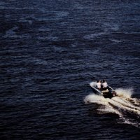 Лодка :: Alex Zorin