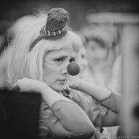 клоунесса - дело серьезное :: Андрей Павлычев