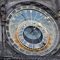 Староместские куранты в Праге :: Евгений Васильев