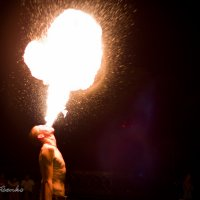 Fire-show :: Сергей Гриценко