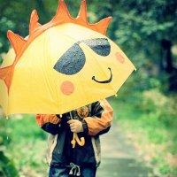 Smiling umbrella :: Nemereya .
