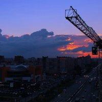 Городской пейзаж :: navalon M