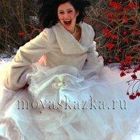 Сбежавшая невеста. :: Галина Мячина