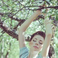 Цветущий сад :: Александра Стожко