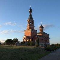 Церквушка города Maardu linn :: Ната Лебедева