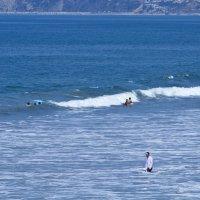 Пляжи Санта Моники :: Яков Геллер