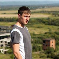 Взгляд :: Дмитрий Арсеньев