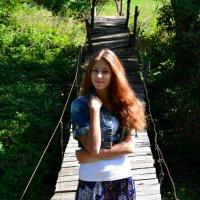 мостик :: Алина Митронькина
