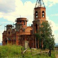 недостроеная церквушка :: кристюша koleta