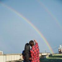 Двойная радуга :: Алина Калачева