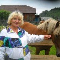 Все мы, женщины, немного лошади... Даже прически у нас одинаковые :: Татьяна Шипилова