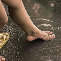 грязные ножки :: Денис Зятьков