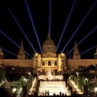 Национальный дворец, город Барселона :: Виктория Еремеева