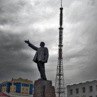 товарищ Ленин :: Александр Желинский