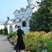 Монахиня :: Надя Попова
