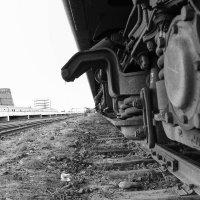 Поезд :: Филипп Жунку