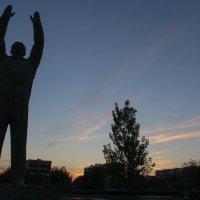 Памятник Гагарину. :: Филипп Жунку