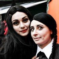 Лиля и Марина :: Аня Лях