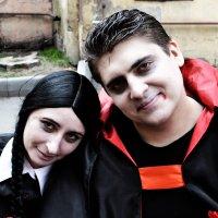 Марина и Дима :: Аня Лях