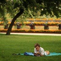 Городской парк :: Veronika Mischenko