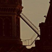 Лестница в никуда :: Екатерина Александрина