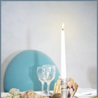 натюрмотр со свечей :: Светлана Лагутина