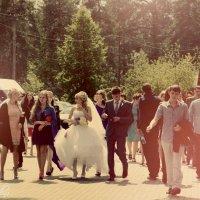 свадьба :: Маша Ахмадуллина