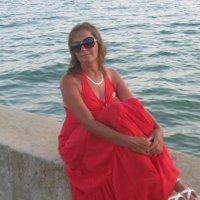 Я и море :: Мария Мазурова
