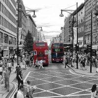 Улицы Лондона :: Яэль (Юлия Ситохова)
