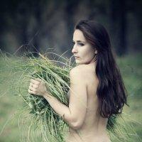В поле :: Мария Силантьева