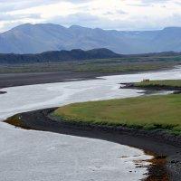 Пейзаж северной Исландии :: Геннадий Мельников