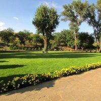 в парке :: Marina Timoveewa
