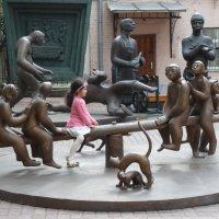 Всяк познает искусство по-своему 3 :: Оксана Тарасенко