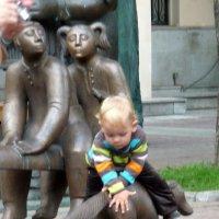 Всяк познает искусство по-своему 2 :: Оксана Тарасенко