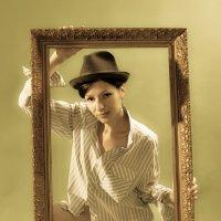 оживший портрет :: Полина Королева