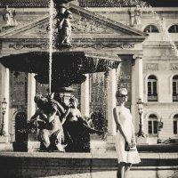 У фонтана :: Natalia K