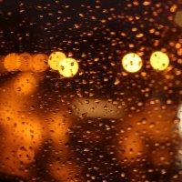 дождливый вечер :: Silina Winter