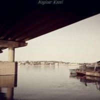 Под мостом... :: Nagissa Kaori
