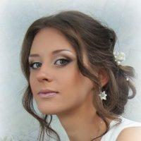 Невеста :: Элеонора Бескостая