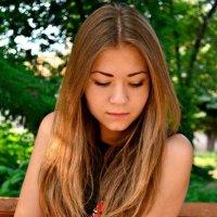 девушка,лето :: Валерия Вишневская