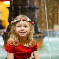 Маленькая принцесса :: Евгения Светлая