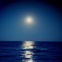 moon river :: Екатерина Калита