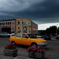 такси :: Игорь Kуленко