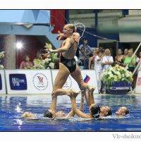 Синхронное плавание :: Валерий Шейкин
